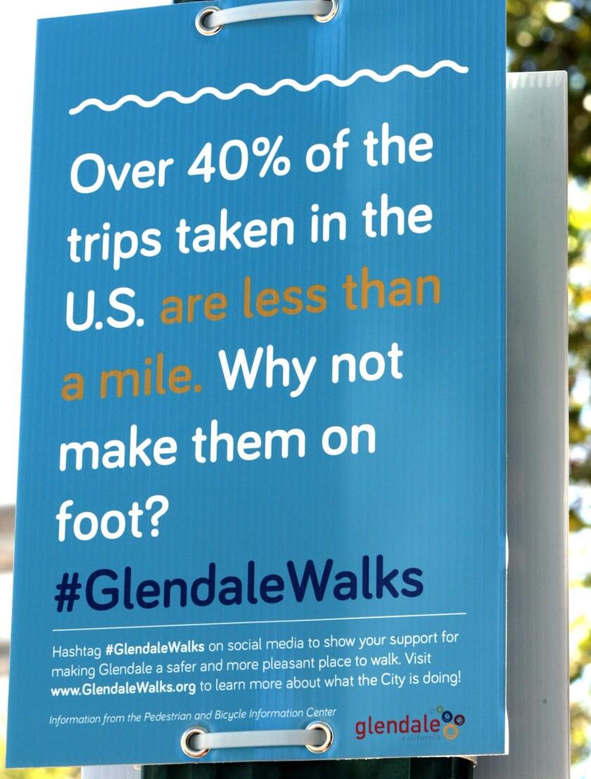 #GlendaleWalks