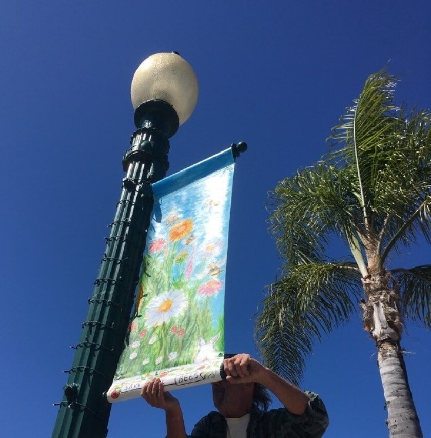 Dozens Of Arts Alive Banners To Be Auctioned Off The San Diego Union Tribune