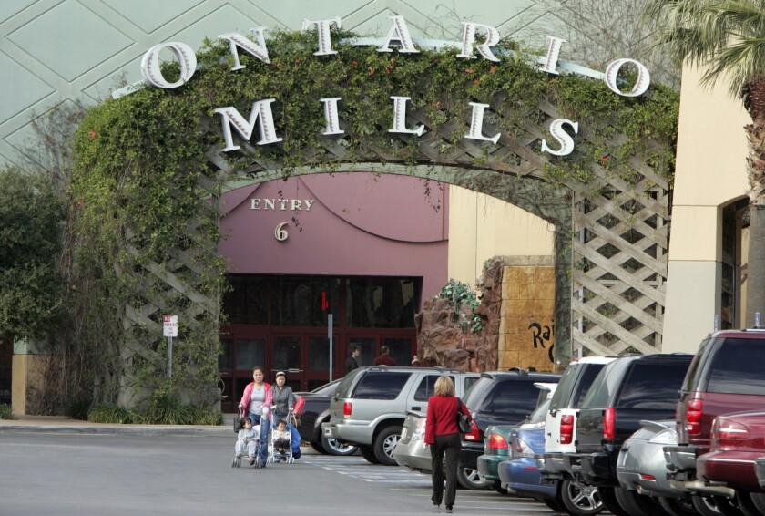 Body found outside Ontario Mills Mall