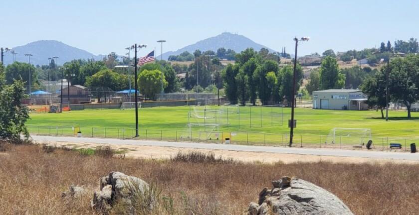 Park Land Dedication Ordinance (PLDO) funds are being spent on improving Wellfield Park.