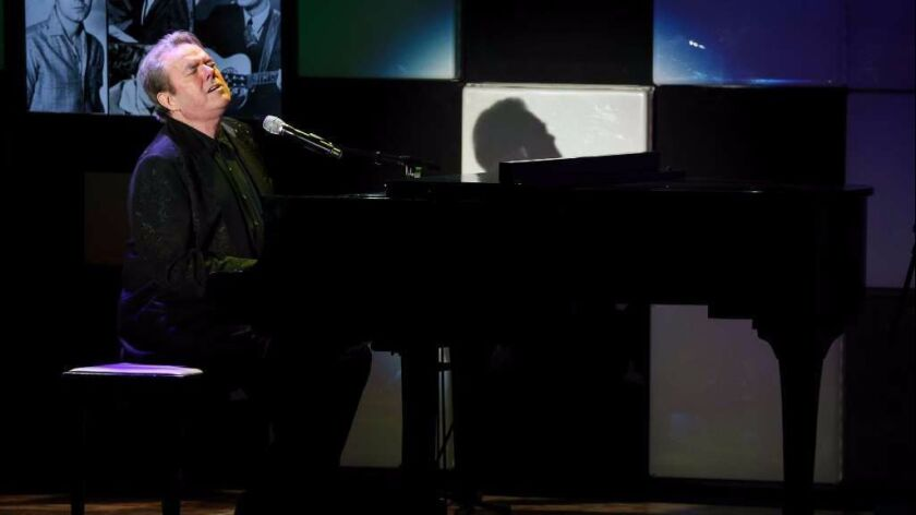 Jimmy Webb's solo concerts provide an intimate career retrospective of his music and life.