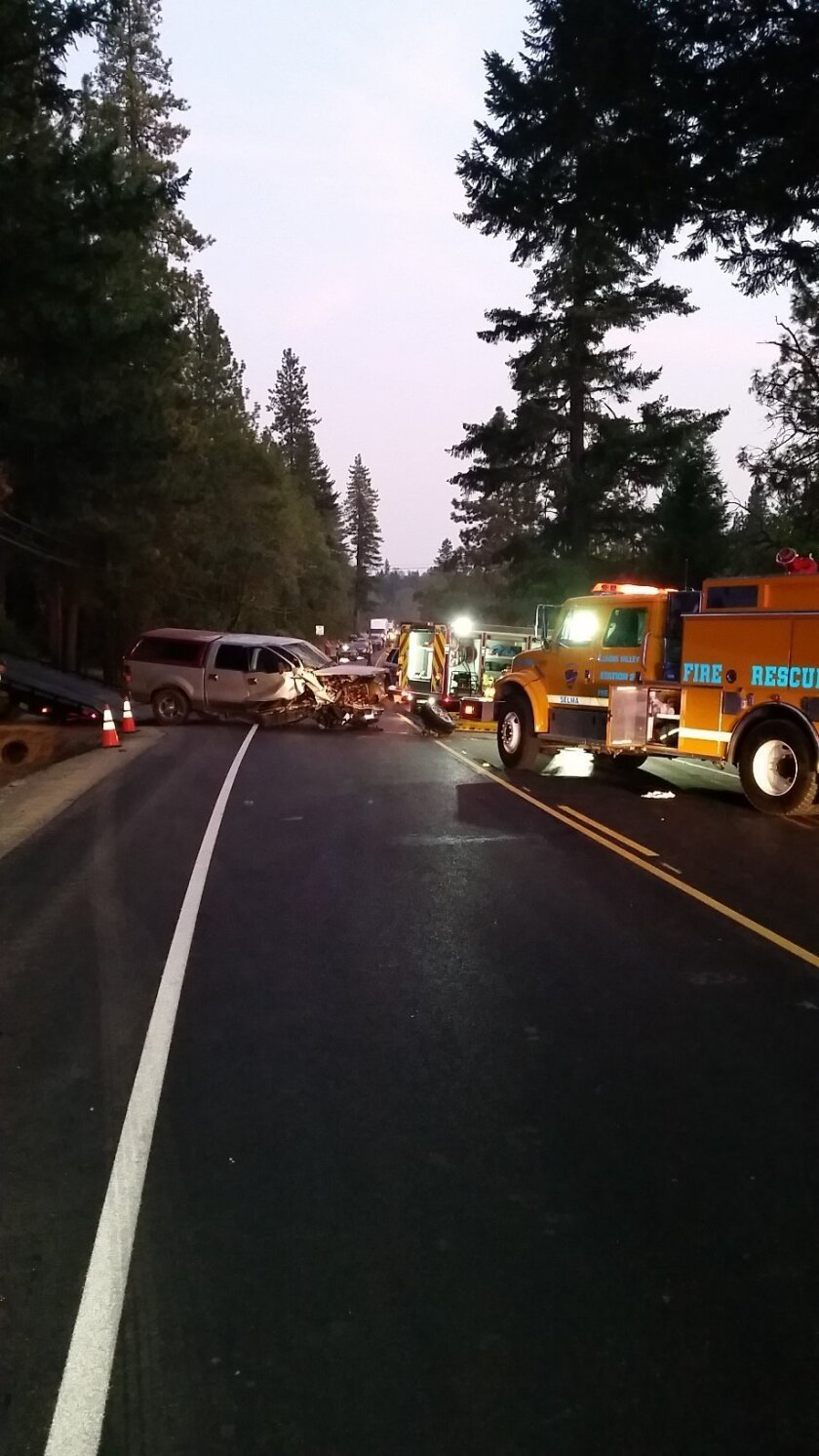 Three Costa Mesa residents in their 20s were killed and two were injured in a head-on crash Sept. 10 on an Oregon highway, authorities said.