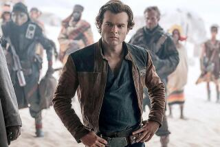 """""""Solo: A Star Wars Story"""" review by Justin Chang"""