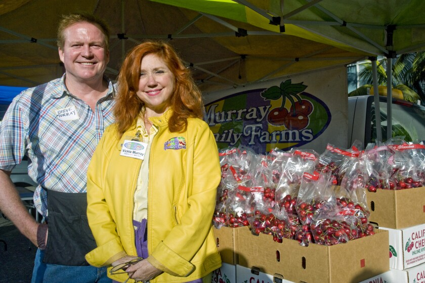 Steven and Vickie Murray of Murray Family Farms