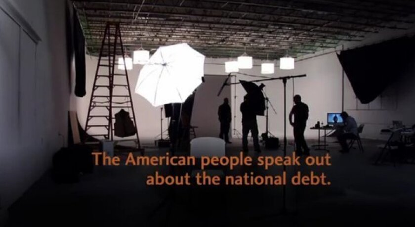 Fix the Debt hits the airwaves to influence 'fiscal cliff'