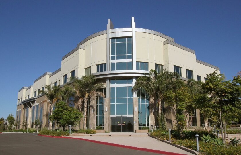 A jury has ordered Tri-City Medical Center to pay nearly $20 million, plus attorney fees, in a dispute that centered around this three-story medical office building in Oceanside.