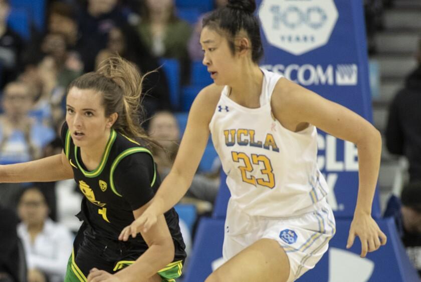 UCLA's Natalie Chou says she's faced discrimination with the coronavirus outbreak.