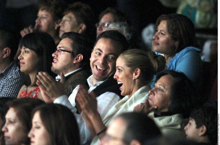 Cristian Castro y Malillany Marín han iniciado una relación y están en proceso de conocerse mejor.