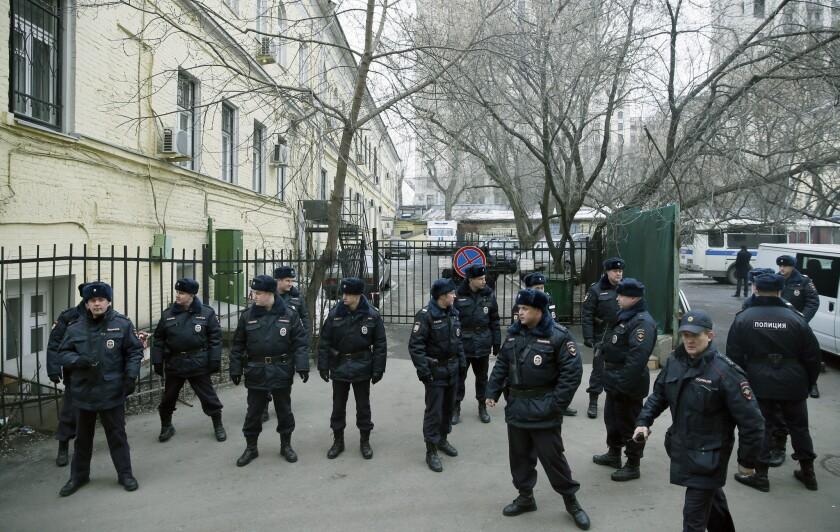 Nemtsov arrests