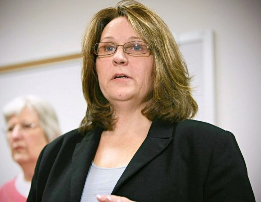"""Waukesha County Clerk Kathy Nickolaus said the mistake was """"human error, which I apologize for."""" Critics noted her Republican ties and called for an investigation."""
