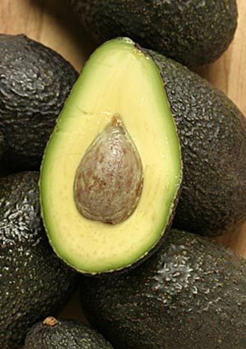 RICH: There are many reasons to love living in California, but ranking high among them are avocados.