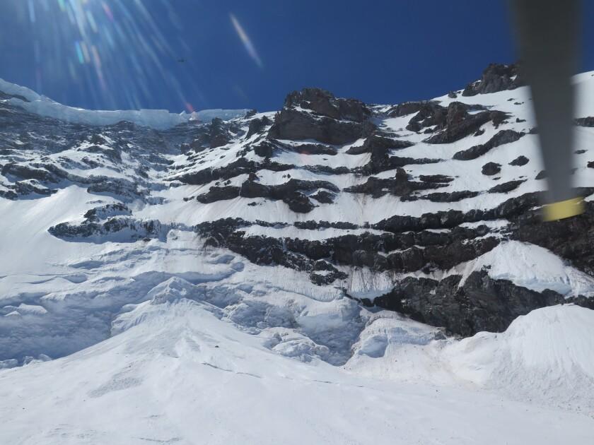 Mt. Rainier on Saturday