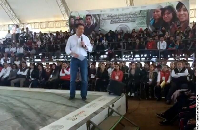 El Secretario de Gobernación, Miguel Ángel Osorio Chong, destacó las políticas gubernamentales para combatir el embarazo adolescente en el País, pese a que la estrategia nacional en esa materia no ha logrado frenar ese fenómeno.
