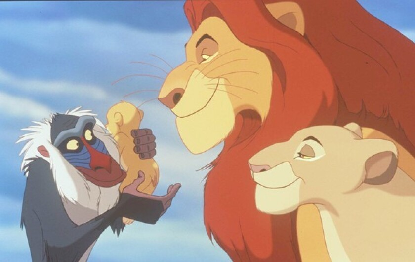 The Lion King Is A Huge Hit It Might Also Be Disney S Most Dispiriting Remake Yet Los Angeles Times