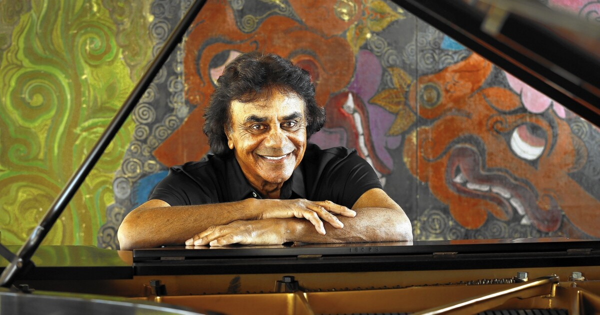 Johnny Mathis Time For A Full Scale Comeback Los Angeles