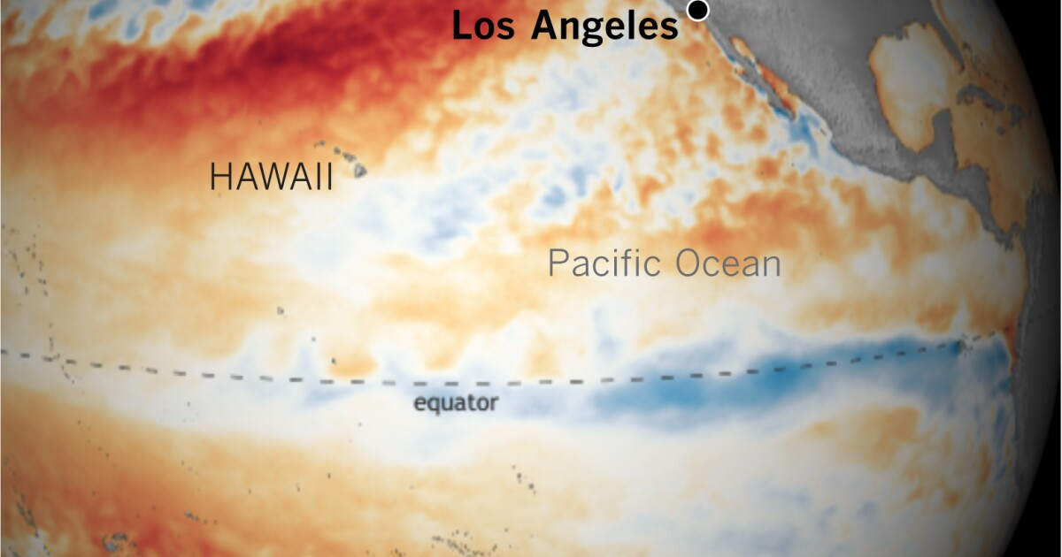 NOAA's La Niña watch could signal a dry winter for Los Angeles