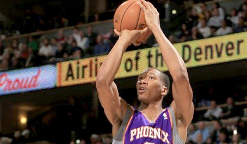 """Newly signed swingman Wesley Johnson says coming to the Lakers """"is a dream come true."""""""