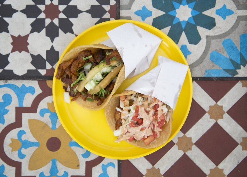 We're obsessed with The Taco Stand; those lines can attest to why.