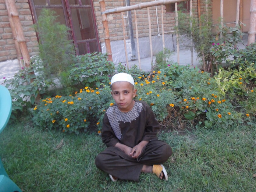 Kandahar shootings: Youngest survivors recall night of terror