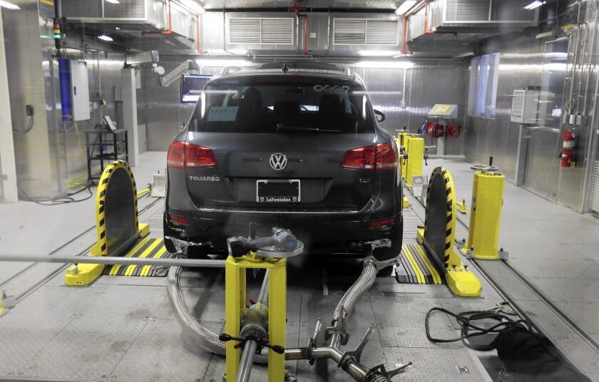 VW emissions scandal widens