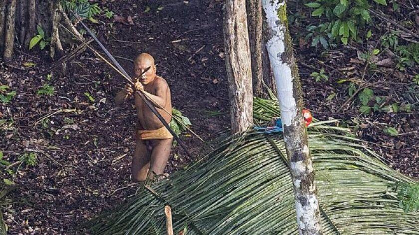 De acuerdo con el experto, no hay ningún informe o documento que hable de una aproximación de esa tribu a pueblos civilizados e incluso a otros grupos.