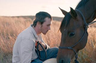 """The Rider"" review by Justin Chang"