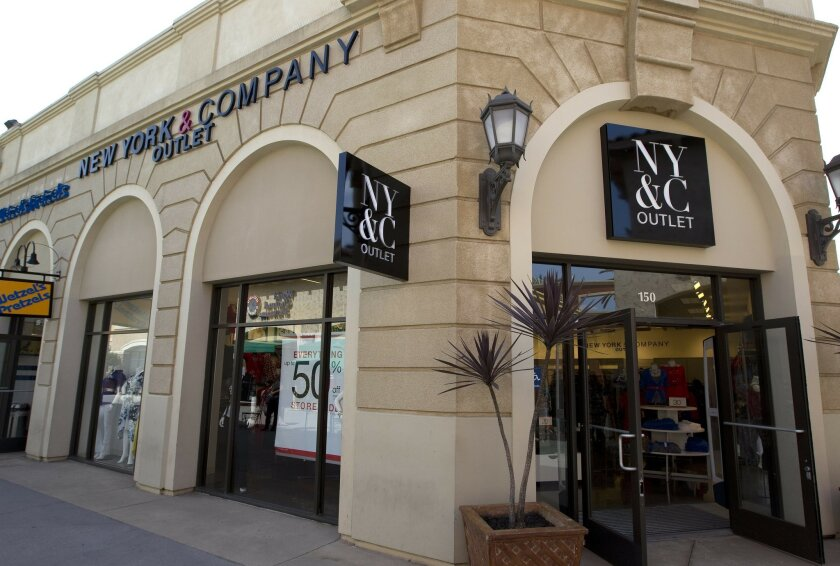 The newest outlet at Las Americas is New York & Co., a women's apparel retailer known for offering well-fitting pants for work.