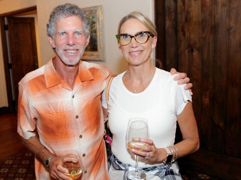 Bruce and Kim Hochman