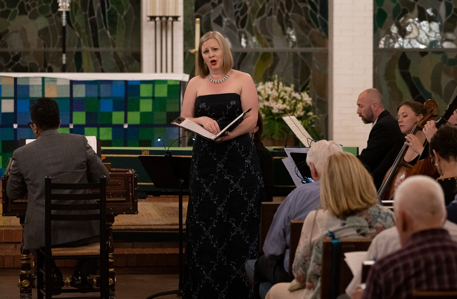 Review: Bach Collegium San Diego opens season with a lovely Bach cantata