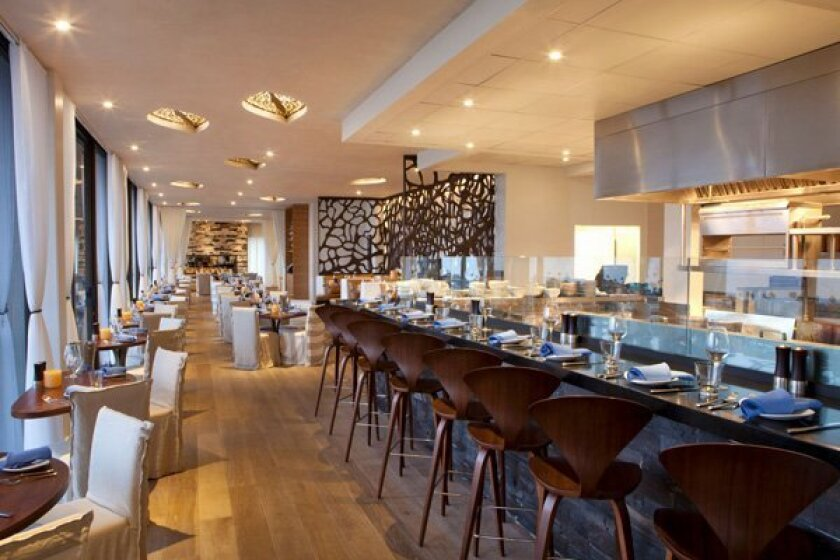 Cusp Dining & Drinks at Hotel La Jolla -- courtesy photo