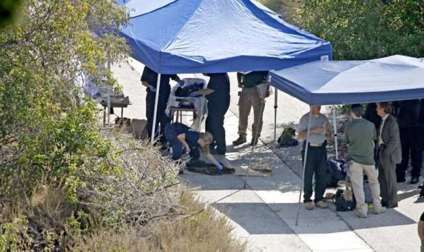 Coroner's officials confirm body is that of missing FBI agent