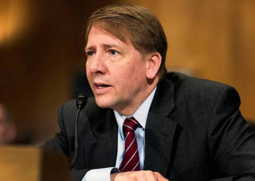 U.S. consumer agency to oversee big credit reporting firms