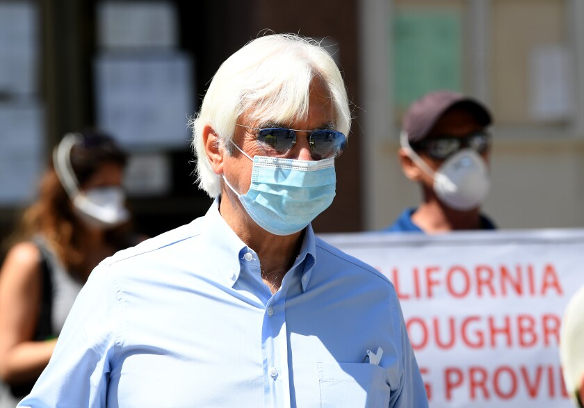 Trainer Bob Baffert figures to have favorites in the Del Mar Debutante and Futurity.