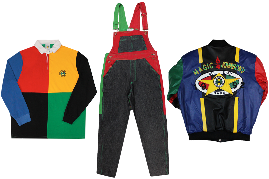 """Cross Colours collaboration with Sony Pictures Consumer Products in honor of """"Boyz N The Hood."""""""
