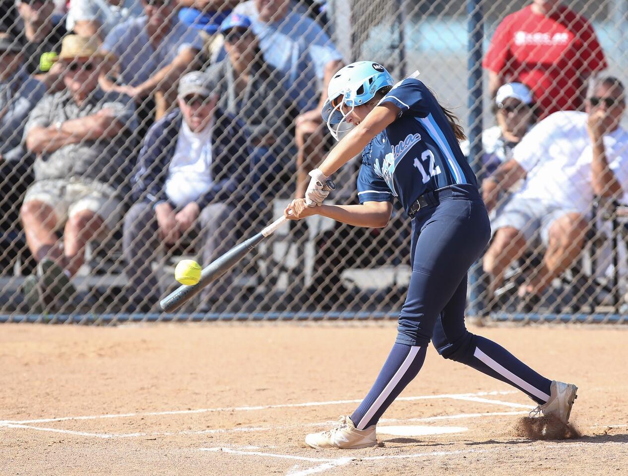 Photo Gallery: Marina vs. Los Alamitos in softball