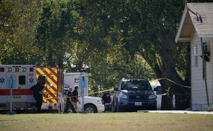 Texas gunman's long slide to mass murder began when he