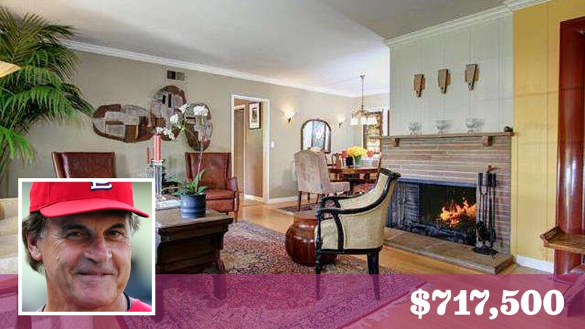Hot Property: Tony La Russa