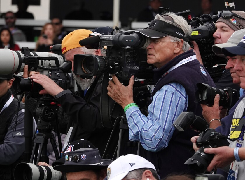 In 44 years as a photojournalist in San Diego, Dave Smith has covered everything from the tragic crash of PSA Flight 182 to the exhilaration of the Chargers reaching the Super Bowl. He retired this week.