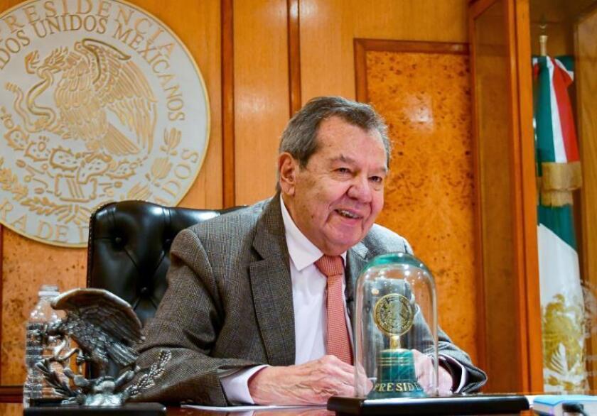 El presidente de la Cámara de Diputados de México deja su cargo