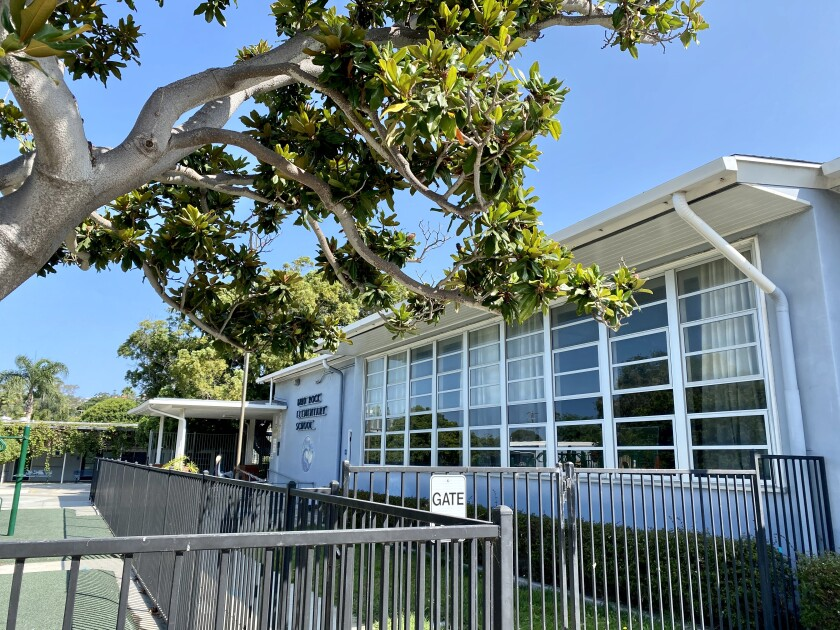 Bird Rock Elementary School has experienced an enrollment decline and is piloting an independent study program in response.