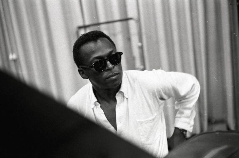 "Miles Davis in ""Birth of the Cool"""