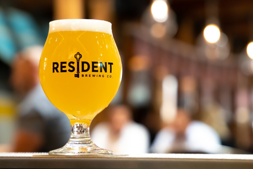 Industrial Gris from Resident Brewing