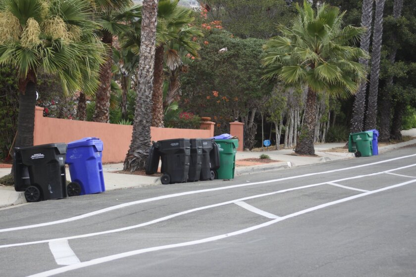 Trash can rules out by 6 a.m. back by 6 p.m.