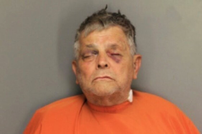 Fred Hopkins is accused of killing two South Carolina police officers.