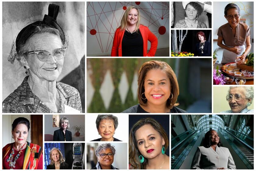 Phenomenal women of business