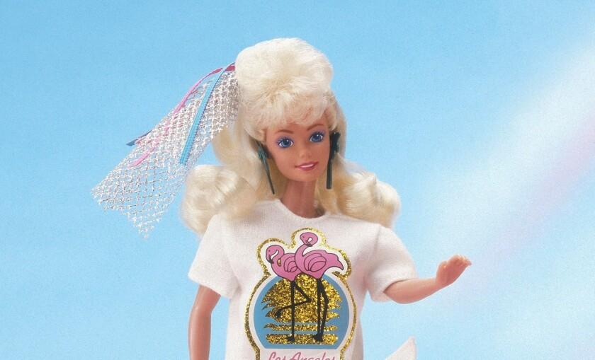 1988 Fashion Barbie