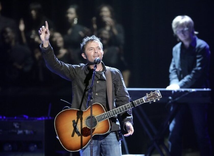 """Burning Lights"" by Christian rocker Chris Tomlin debuts atop the Billboard 200."
