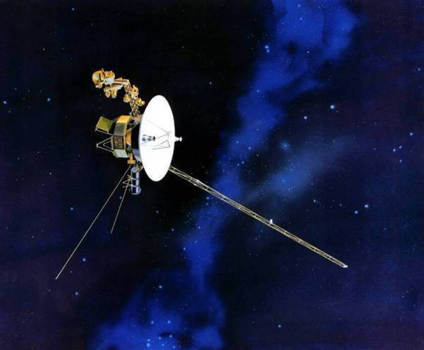 Study refuels debate over whether Voyager 1 has left solar system