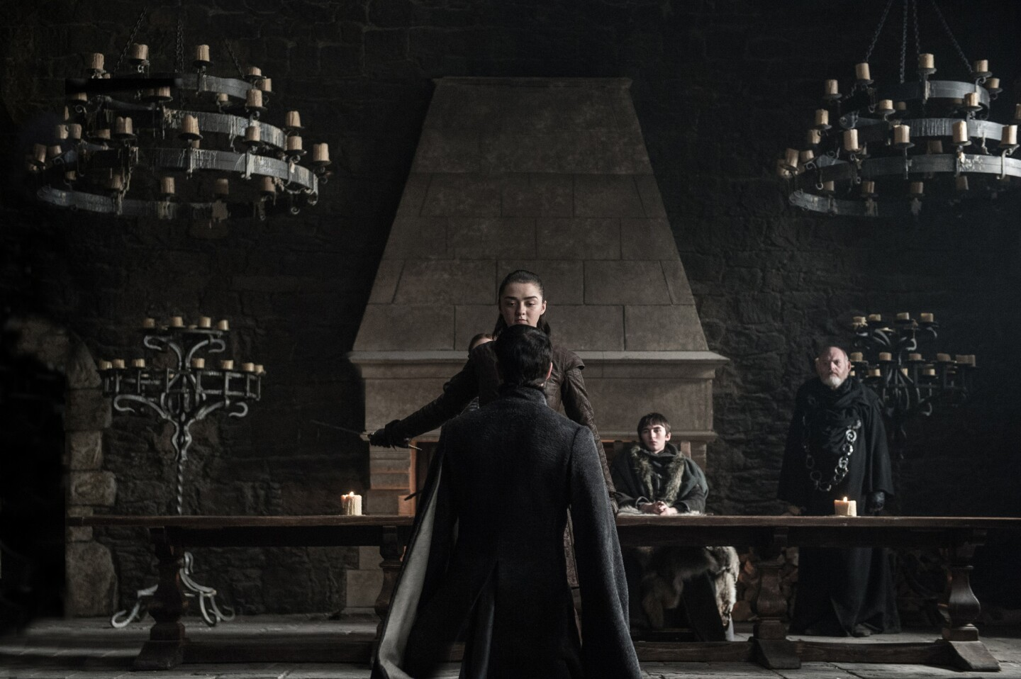 """Images from """"Game of Thrones"""" season 7"""