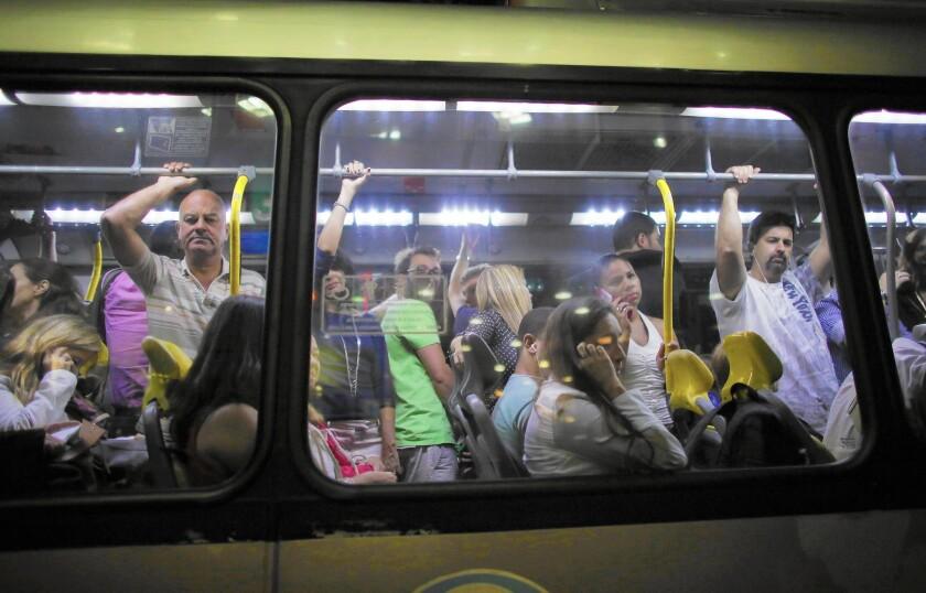 Public transit in Brazil